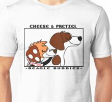 Official Cheese and Pretzel  Unisex T-Shirt