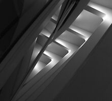 Museum Abstract by Marc Sullivan