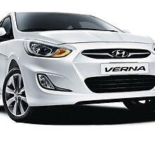 Hyundai 4S Fluidic Verna On Road Price In Chennai by nisha n