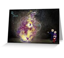 Wrinkle in Time Greeting Card