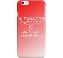 Well, He Is iPhone Case/Skin