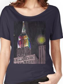 empire state pride Women's Relaxed Fit T-Shirt