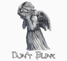 Don't Blink! by aunumwolf42