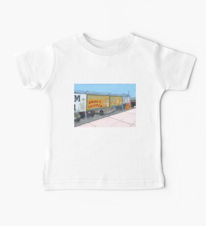 coney island shrimp and chicken Baby Tee
