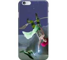Clumsy Witch iPhone Case/Skin