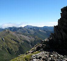 Kakapo Peak by pslambe