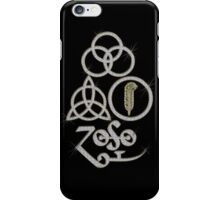 ANCIENT PAGAN ELEMENTS SYMBOLS (L) - diamonds are forever (gold) NEW iPhone Case/Skin