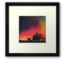 Friendly Fires Framed Print