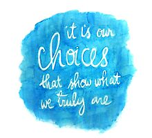 Our Choices - 1 by pietowel