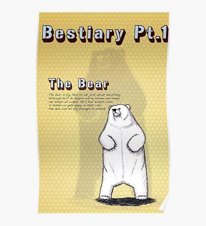 Beastiary Pt1 Poster