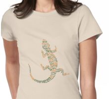 Nature's Gift Womens Fitted T-Shirt