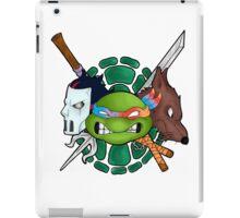 TMNT Emblem iPad Case/Skin
