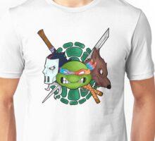 TMNT Emblem Unisex T-Shirt