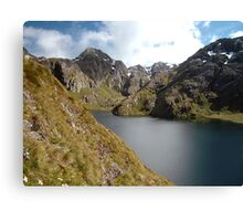 Lake Harris Canvas Print