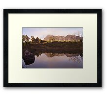 Pool of Bethesda Framed Print