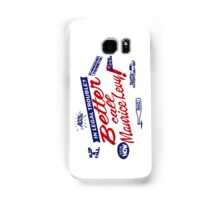 Better call Maurice Levy - (The Wire) Samsung Galaxy Case/Skin