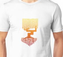 Tree Labyrinth Unisex T-Shirt