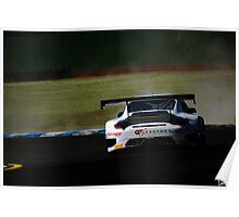 Porsche GT3 - Sandown Poster