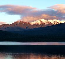 Lake Te Anau by Magee