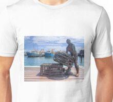 Fishing Harbour Fremantle WA - HDR Unisex T-Shirt