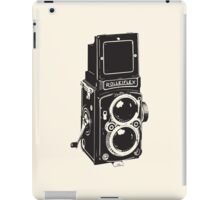 Camera: Rolleiflex iPad Case/Skin
