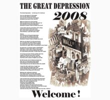 The Great Depression   by EZGrant