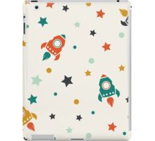 Space Adventure iPad Case/Skin