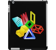 Impossible Shapes iPad Case/Skin