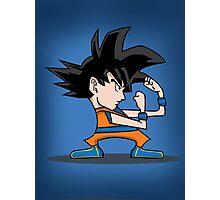 Irish Goku Photographic Print