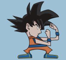 Irish Goku One Piece - Short Sleeve