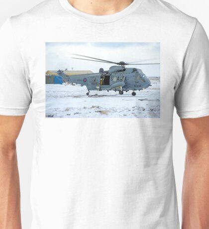 Grey Whale getting airborne Unisex T-Shirt