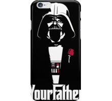 Darth YourFather iPhone Case/Skin