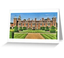 Blickling Hall, Norfolk Greeting Card