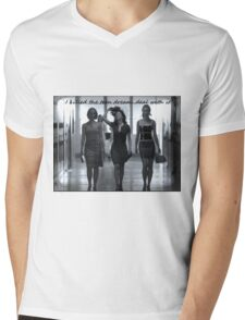 Death of a Teen Dream Mens V-Neck T-Shirt