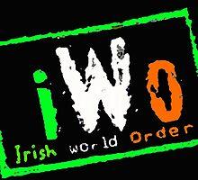 Irish World Order T-shirt by Hanns86