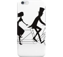 Love-bicycle iPhone Case/Skin