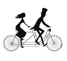 Love-bicycle by mehmetemin
