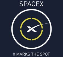 SpaceX: X Marks The Spot by omelbourne