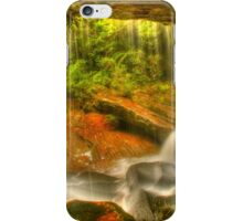 Somersby Falls .. Behind the Veil .. HDR iPhone Case/Skin