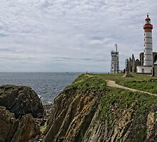 phare du saint mathieu by Jo-PinX
