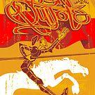 Don Quixote by brainboxz