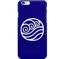 Waterbending White iPhone Case/Skin