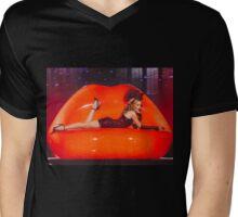 Kylie - Kiss Me Once Tour Mens V-Neck T-Shirt