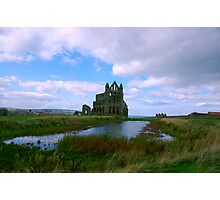 Whitby Abbey #1 Photographic Print