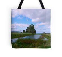 Whitby Abbey #1 Tote Bag