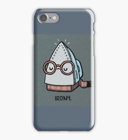 Ironic Iron iPhone Case/Skin