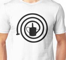 Watering spiral Unisex T-Shirt