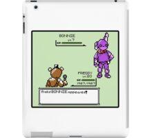 A Wild Bonnie Appeared! iPad Case/Skin