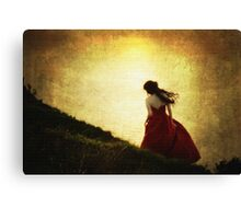 Wuthering Heights Canvas Print