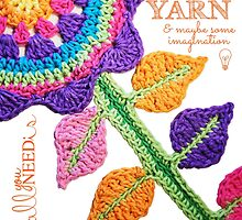 All You Need Is...Yarn! by QueenBabs